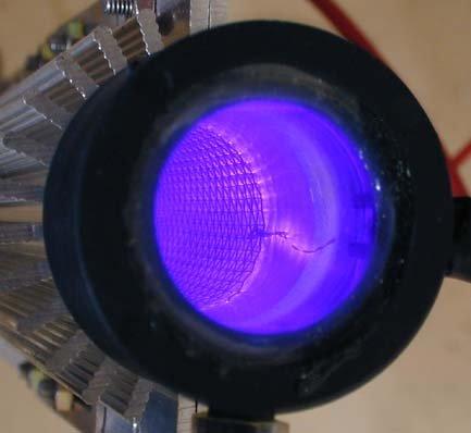 راکتور تخلیه الکتریکی