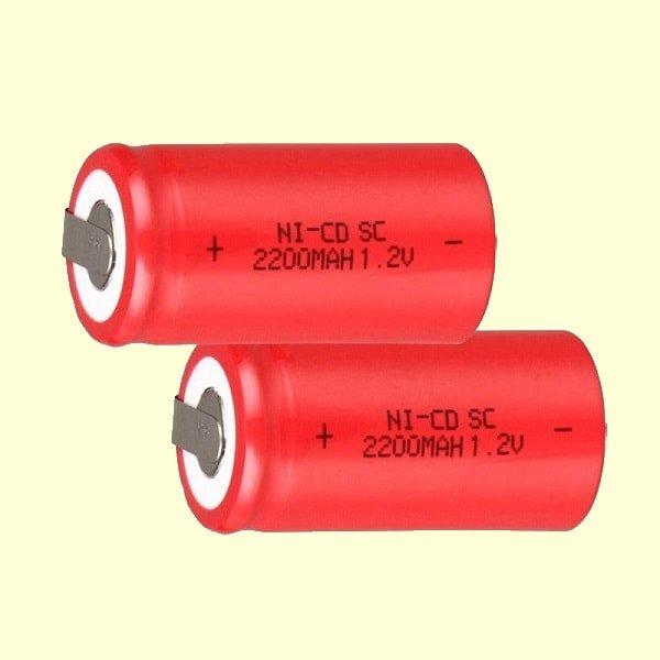 باتری نیکل کادمیوم قلمی