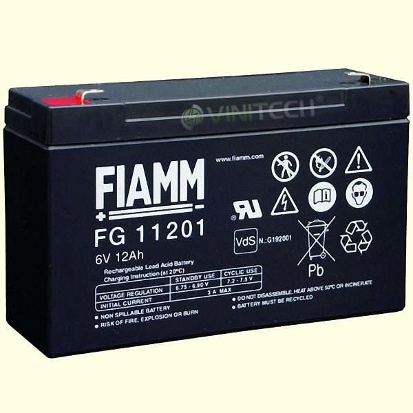 باتری سرب اسید FIAMM